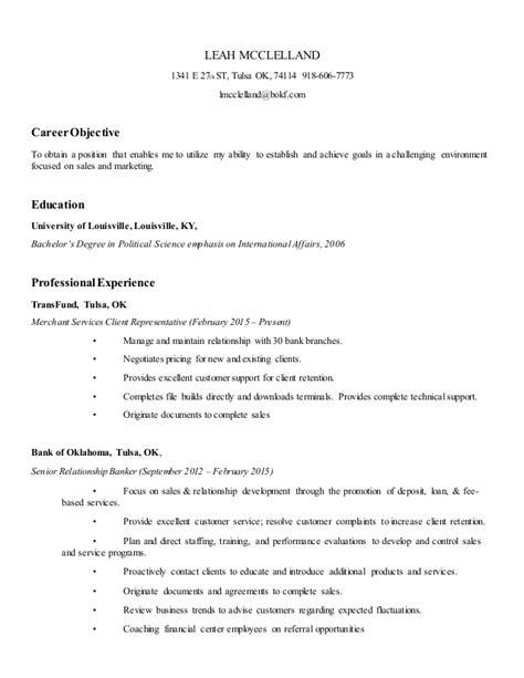 oklahoma resume help