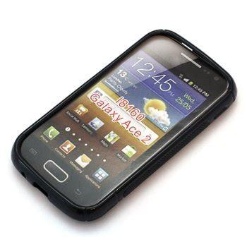 Backcover Backdoor Samsung Galaxy Ace 2 I8160 samsung galaxy ace 2 i8160 s curve tpu black