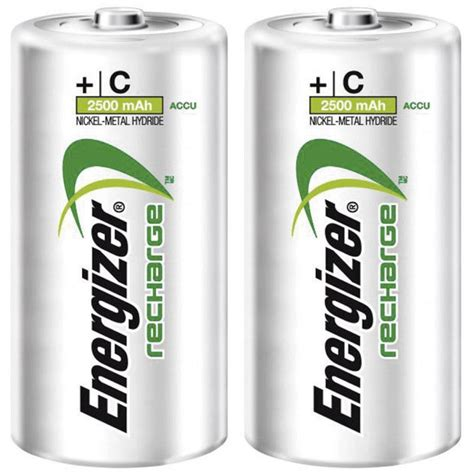 Energizer Rechargeable Battery 2000 Mah Size Aa Bisa Di Cas Isi4 c battery rechargeable nimh energizer power plus hr14
