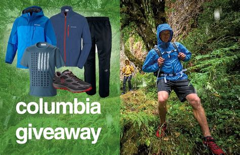 Outdoor Adventures Giveaway 2017 - columbia giveaway spring 2017 great outdoors