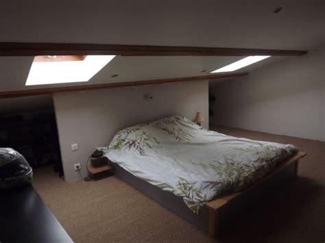 chambre dans les combles photos chambre sous les combles 2 photos amande137