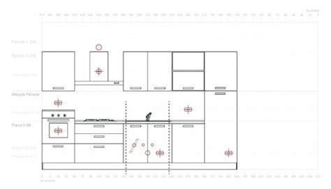 altezza cucina altezza top cucina sandboxphysics throughout altezza