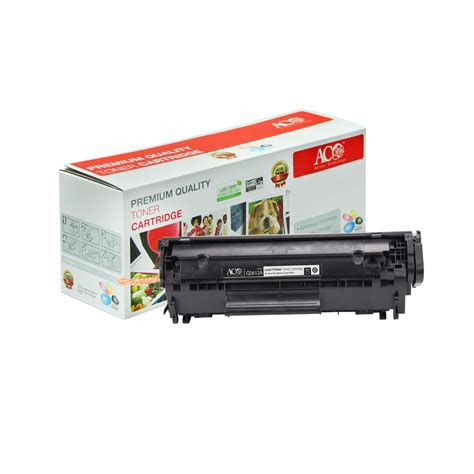 Toner Q2612a compatible toner cartridge for hp q2612a 12a for hp