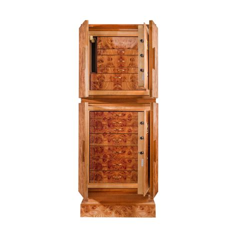non plus ultra armoured armoire with safe door