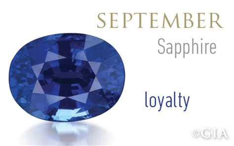 what color is september birthstone september birthstone sapphire mount pleasant jewelry store