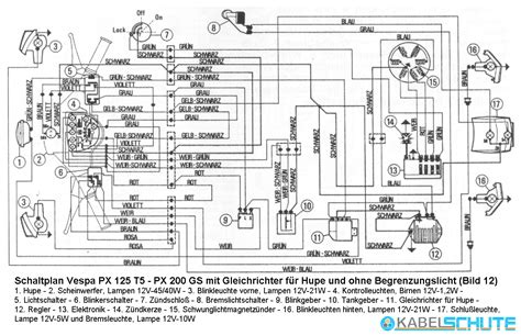 vespa vla wiring diagram 24 wiring diagram images