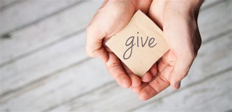 Give Manual Donations V1 1 1 9 tips for giving charity donations money by vancity