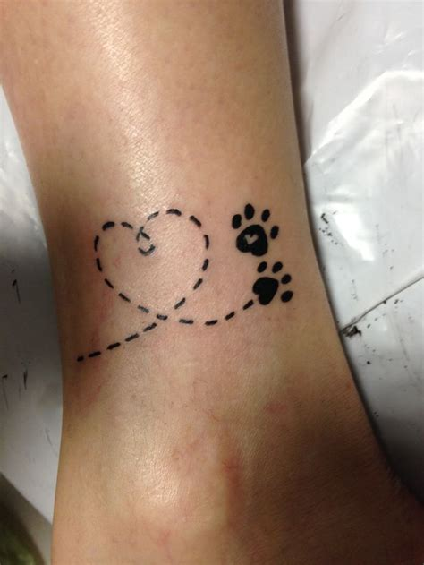 pet tattoos 17 best images about my pets on diy