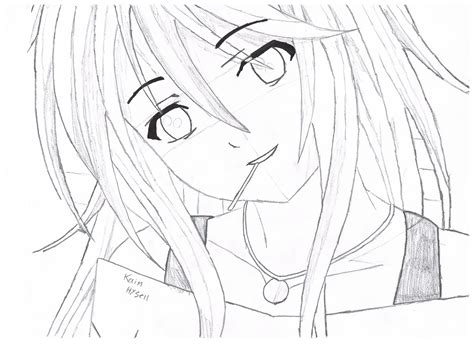 Rosario Vire Coloring Pages rosario mizore by sonic288 on deviantart