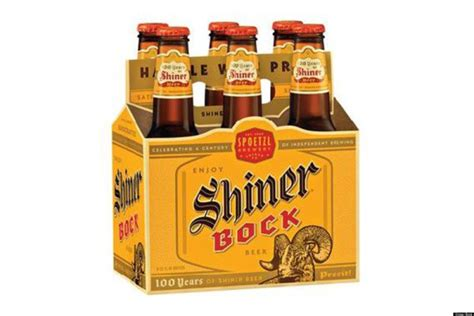 shiner bock texas favorite beer and oldest independent brewery