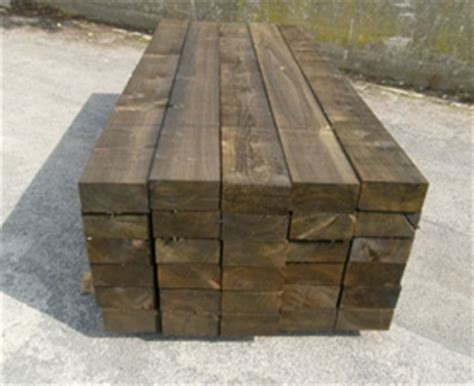 Railway Sleepers York by Railway Sleepers