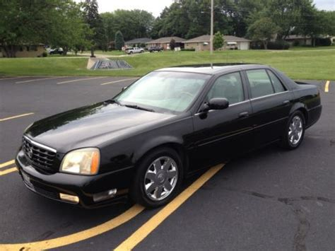 2003 Cadillac Rims by Find Used 2003 Cadillac Dts Black Chrome
