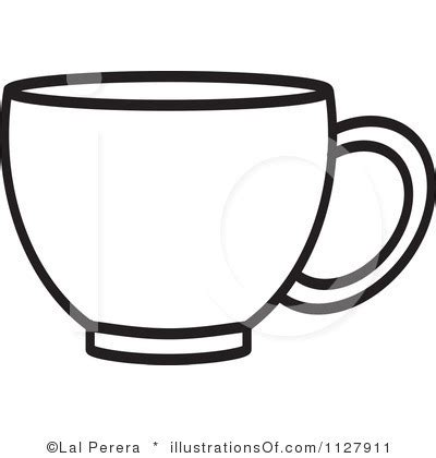 Cupped Outline by Royalty Free Rf Cup Clipart Clipart Panda Free Clipart Images