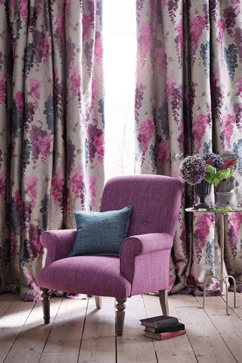 wisteria prints  english home