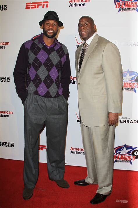 alonzo mourning to appear this weekend at floor decor s pembroke pines store alonzo mourning photos photos magic johnson at quot zo and