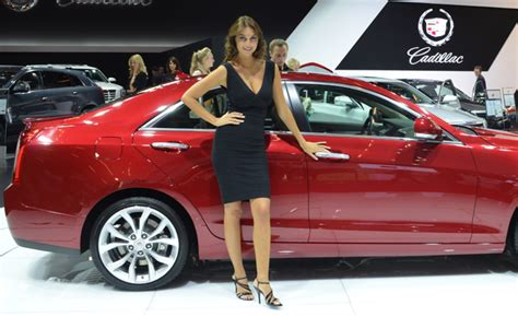 Brussels Car Show Babes Told to Cover Up » AutoGuide.com News