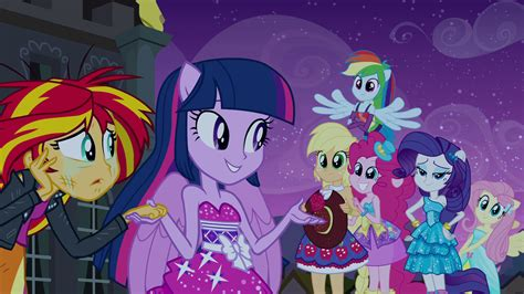 equestria girls happy wiki image twilight and sunset quot they can teach you quot eg png