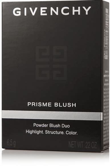 Givenchy Prisme Again Arty Color Blush Quartet by Givenchy Prisme Powder Blush Duo 02 Net