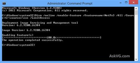 windows  net framework  error solve  offline