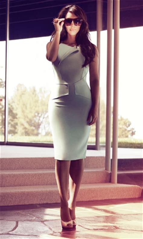 kim kardashian style 2012 kim kardashian for instyle uk august 2012 blushing black