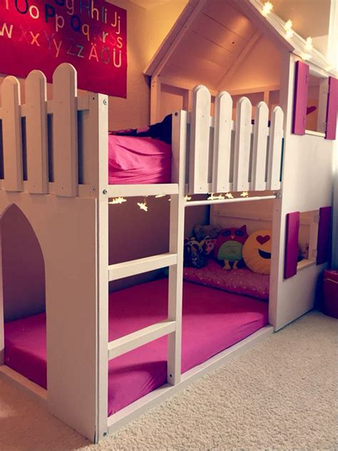 ikea beds ikea kura bed hack trofast stairs bunk bed