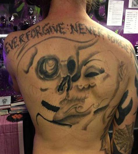 diarrhea tattoo fail 23 bad tattoos more of the worst in horrible team jimmy joe