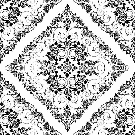 victorian pattern name vector victorian seamless pattern stock image