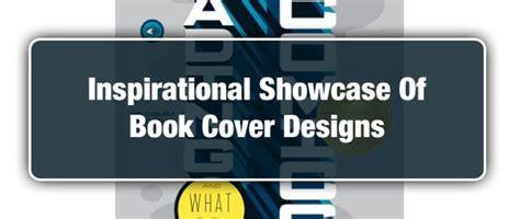 design inspiration showcase inspirational showcase of book cover designs