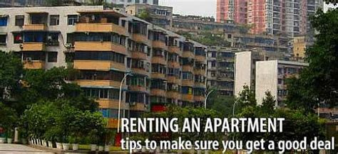 renting an apartment 10 things you must know before renting an apartment