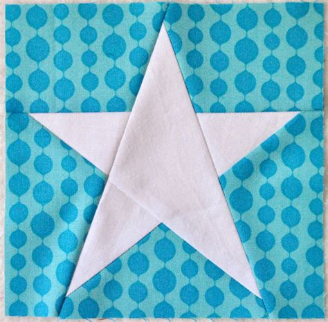 pattern paper star simple star paper piecing pattern 3 sizes by fromblankpages