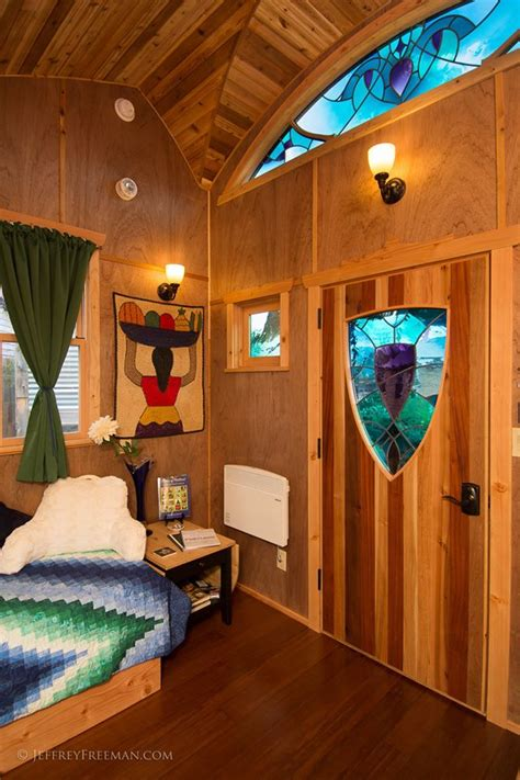 handicap tiny houses the hotel caravan welcomes new wheelchair accessible tiny house living in a shoebox