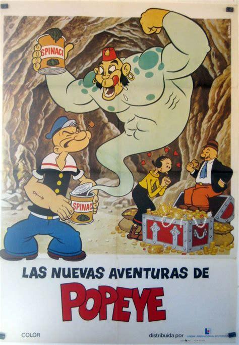 nuevas aventuras de paddington quot las nuevas aventuras de popeye quot movie poster quot quot movie poster