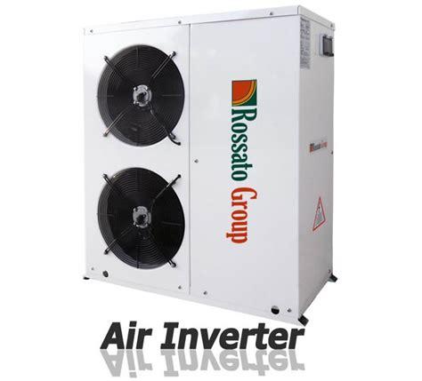 pompa di calore per riscaldamento a pavimento pompa di calore air inverter di rossato pompa di calore