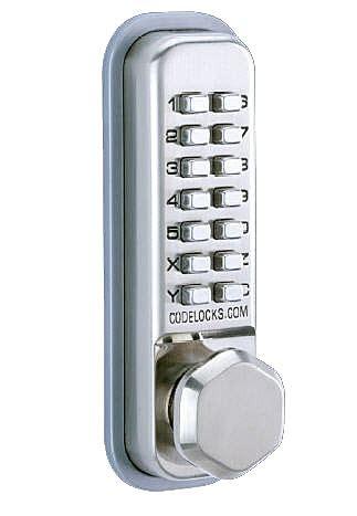 image mechanical combination door lock for light use