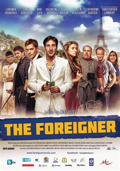 the foreigner film bulgare cinema d 233 couvrir la bulgarie