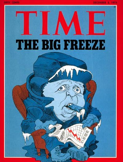 1974 Shock News Global Cooling To Kill One Billion People