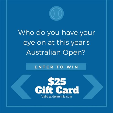 Online Giveaways Australia - 2016 australian open giveaway tennis blog doittennis