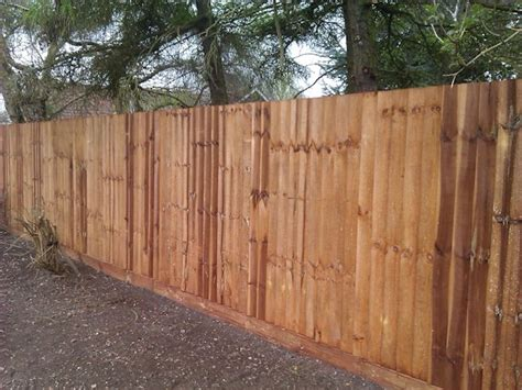Shiplap Fence fencing and landscaping norfolk and suffolk
