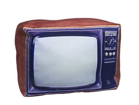 Pillow To Tv by Dci Retro Tv Pillow Surreal Gift Products