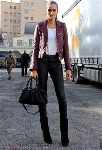 Women s leather pants for everyday wear pictures to pin on pinterest