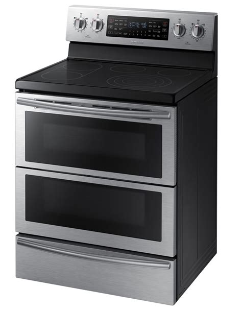 samsung electric range samsung dual door electric range oven review