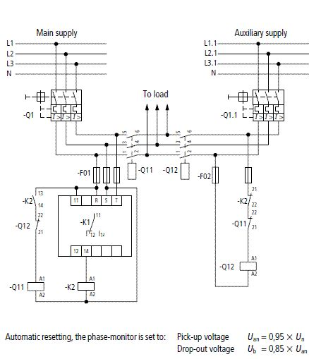wiring riddle no 3 auto transfer switching diagram