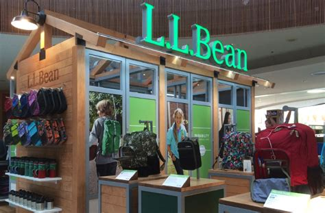 l l bean is popping up in natick ma this summer