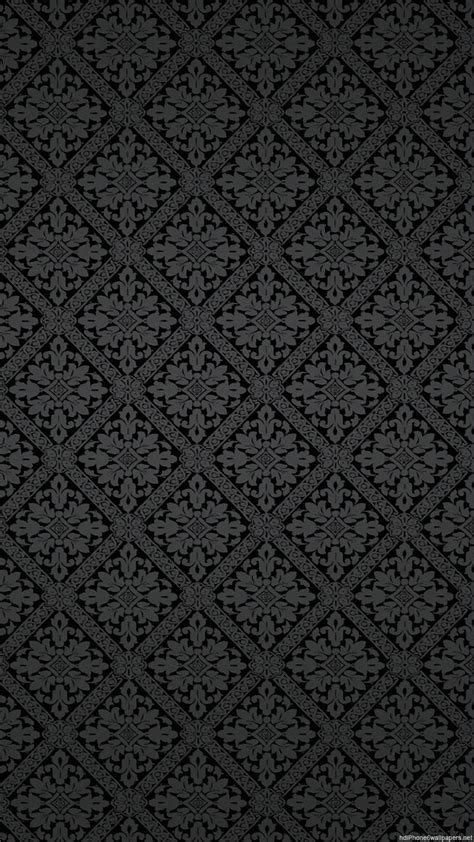 black pattern wallpaper iphone 6 iphone black wallpapers hd 77 images