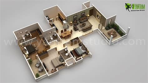 3d floor plan design modern 3d floor plan design creator yantramstudio s