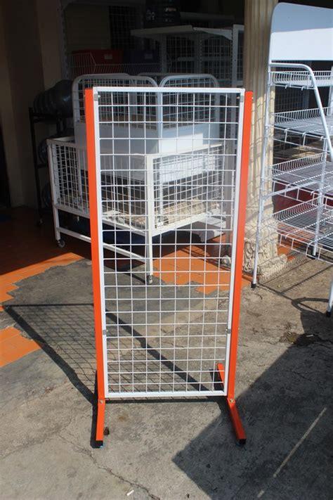 Rak Gantung Minimarket jual rak mundo rak gantung ram bingkai wire mesh 3