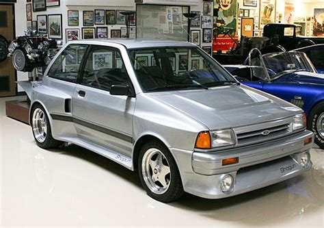 Ford Shogun Festiva by Leno And His Ford Festiva Quot Shogun Quot Stangtv