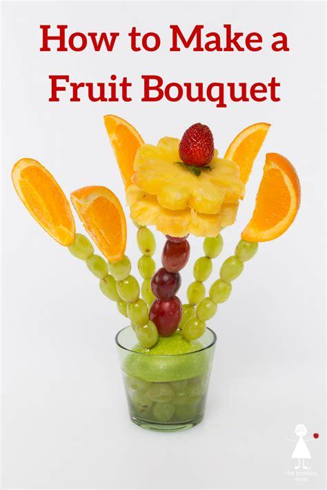 how to make a fruit centerpiece how to make a fruit bouquet fruit centerpiece the produce