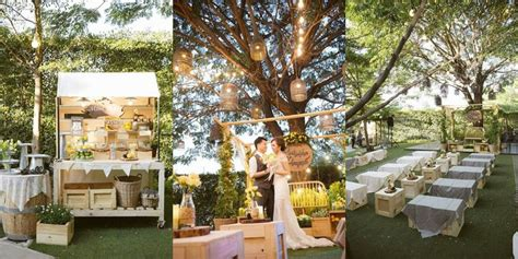 99 rest backyard cafe wedding 8 สถานท จ ดงานแต ง outdoor ในสวนสวยส ดโรแมนต ก ช ลไปไหน