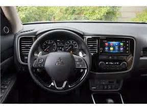 Mitsubishi Airtrek Interior Mitsubishi Outlander Prices Reviews And Pictures U S